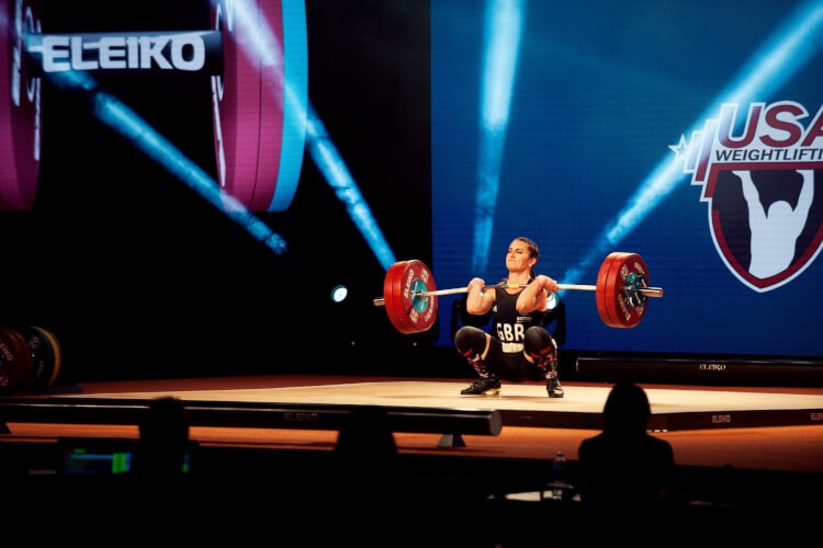 2017 IWF WORLD WEIGHTLIFTING CHAMPIONSHIPS