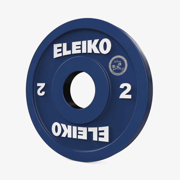 ELEIKO WPPO PL競技用ディスク